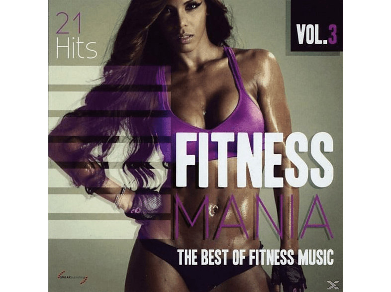 VARIOUS - Fitness Mania Vol.3 [CD]