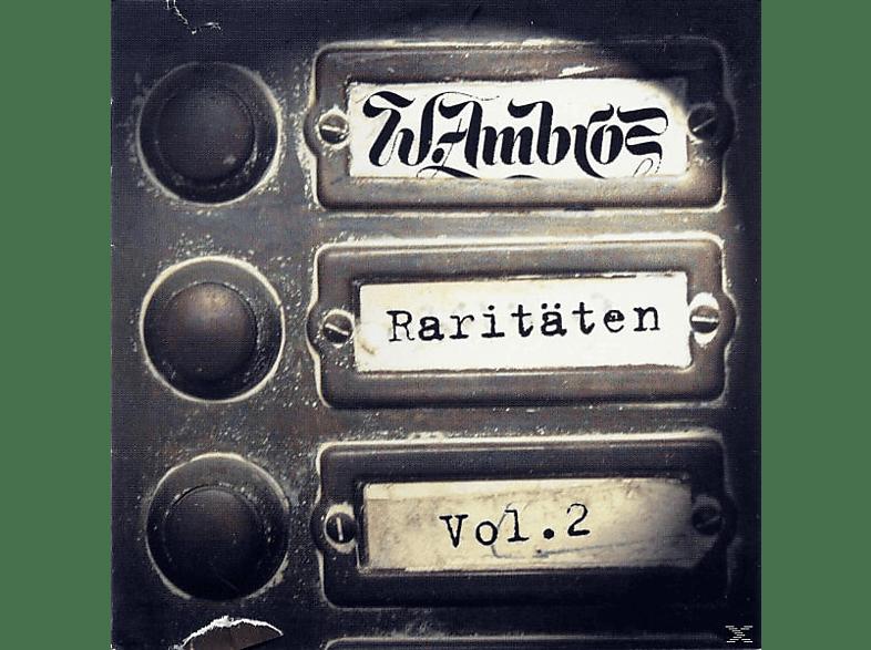 Wolfgang Ambros - Raritäten Vol.2 [CD]