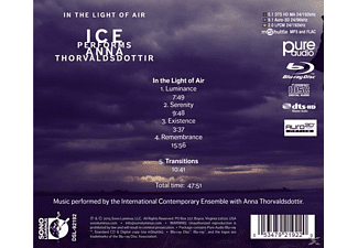 International Contemporary Ensemble - In The Light Of Air  - (CD + Blu-ray Audio)