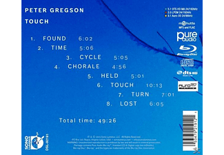 Peter Gregson - Touch  - (CD + Blu-ray Audio)