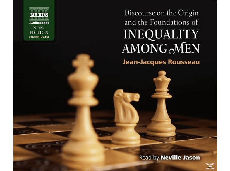 Neville Jason - Inequality Among Men - (CD)