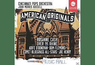 VARIOUS, Cincinnati Pops Orchestra - American Originals  - (CD)