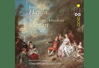 Consortium Classicum - Oboenquartette  - (CD)