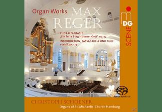 Christoph Schoener - Orgelwerke  - (SACD Hybrid)