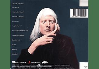 Edgar Group Winter - Jasmine Nightdreams  - (CD)