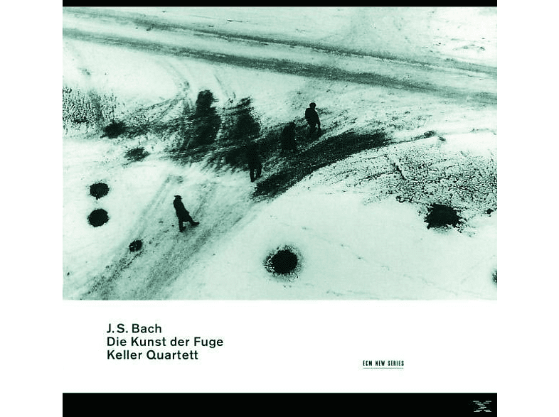 Keller Quartett - Die Kunst Der Fuge [CD]