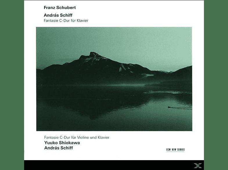 András Schiff, Yuuko Shiokawa - Fantasien D 760 Und D 934 [CD]