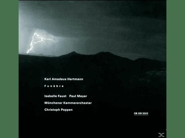 Karl Amadeus Hartmann - Funebre [CD]