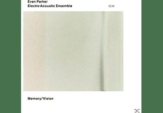 Evan Parker - Memory/Vision  - (CD)