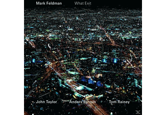 Mark Feldman - WHAT EXIT  - (CD)