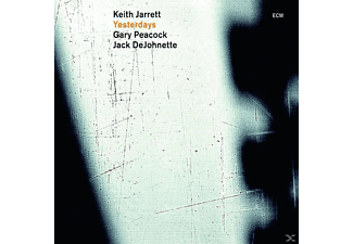 Keith Jarrett, Jarrett,Keith Trio/DeJohnette,Jack/Peacock,Gary - Yesterdays - (CD)