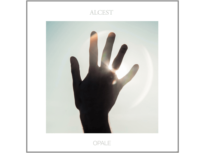"""Alcest - Opale (7"""" Single / Black Vinyl Mit Geätzter B-Seite Und Pvc-Schutzhülle) [Vinyl]"""