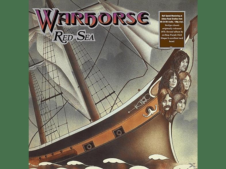 Warhorse - RED SEA [Vinyl]