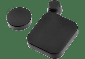DIGI GO digiCAP GOPRO Objektiiv Schutz Deckel (Diving Gehäuse ) M60, Objektivdeckel, Schwarz, passend für GoPro Gehäuse 3+, 4  und GoPro Kamera ohne Gehäuse