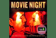Grusin,Dave/Newman,Thomas/Hob/BP/Lapo/+ - Movie Night-The Greatest Film Themes [CD]