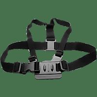DIGI GO digiGO Chest / Brust Strap GOPRO Mount, Körpertragegurt, Schwarz, passend für GoPro Kameras