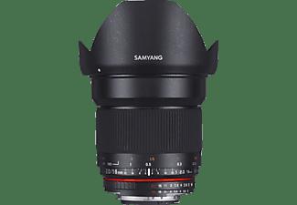SAMYANG 1120701101  - 16 mm f/2 für Canon EF-S-Mount, Schwarz)