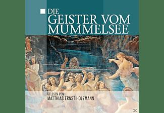 Gelesen Von Matthias Holzmann - Die Geister Vom Mummelsee  - (CD)