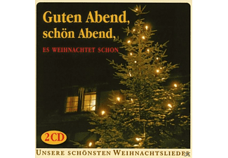 Diverse Kinder-und Jugendchöre - Guten Abend, Schön Abend, Es Weihnachtet Schon  - (CD)