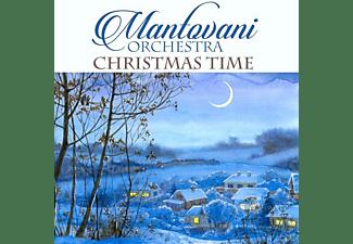The Mantovani Orchestra - Mantovani Orchestra Christmas Time  - (CD)