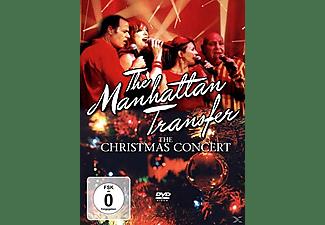 The Manhattan Transfer - The Christmas Concert  - (DVD)