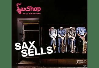 Saxshop - Sax Sells  - (CD)