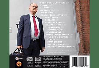 Marcel Barsotti - Die Udo Honig Story  - (CD)