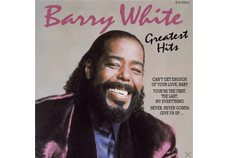 Barry White - Greatest Hits - (CD)