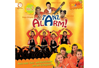 VARIOUS - Ki.Ka Tanzalarm! 2  - (CD)