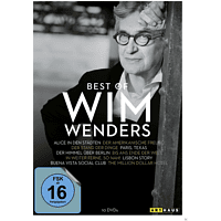Best of Wim Wenders [DVD]