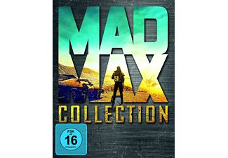 Mad Max Collection (1-3 & Fury Road) Blu-ray