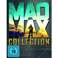 Mad Max Collection (1-3 & Fury Road) [Blu-ray]
