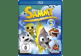 Sammy, Kleine Flossen - Große Abenteuer - Volume 2 Blu-ray