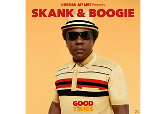 VARIOUS - Norman Jay Mbe Presents Good Times-Skank & Boogi  - (CD)