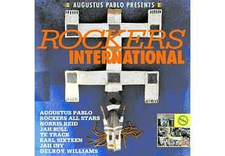 Augustus Pablo - Presents Rockers International Vol.1  - (Vinyl)
