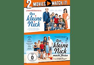 Der kleine Nick / Der kleine Nick macht Ferien DVD