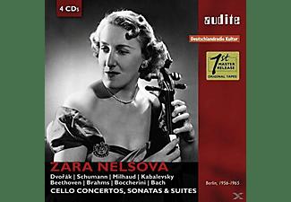 Zara Nelsova - The Rias Recordings-Berlin 1956-1965  - (CD)