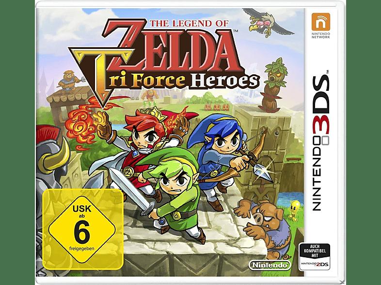 The Legend of Zelda - Triforce Heroes [Nintendo 3DS]