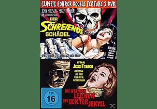 Classic Horror Double Feature: Der schreiende Schädel/Die lebenden Leichen des Doktor Jekyll DVD