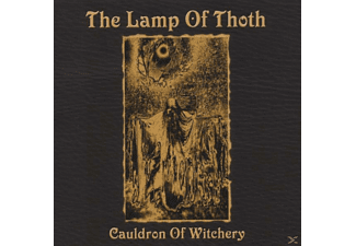 The Lamp Of Thoth - Cauldron Of Witchery - (CD)
