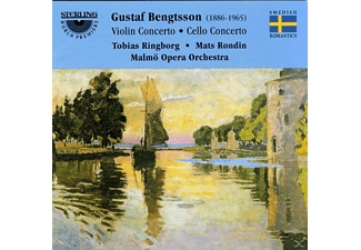 Mats Rondin, Malmo Opera Orchestra - Bengtsson:Violinkonz./Cellokonz.  - (CD)
