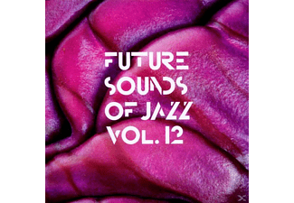 VARIOUS - Future Sounds Of Jazz Vol.12 - (CD)