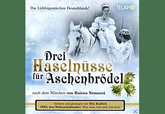 Ella Endlich - Hörbuch: Drei Haselnüsse Für Aschenbrödel  - (CD)