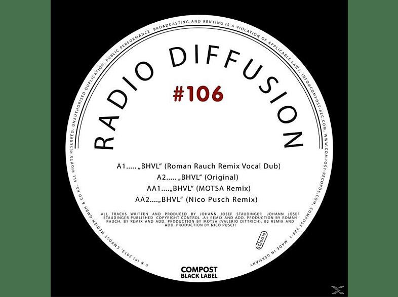 Radio Diffusion - Compost Black Label 106 [Vinyl]