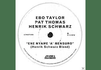 Ebo Taylor, Pat Thomas, Henrik Schwarz - Ene Nyame A Mensuro (Henrik Schwarz Mixes)  - (Vinyl)