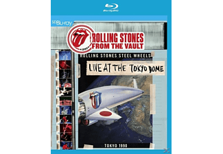 The Rolling Stones - From The Vault-Live At The Tokyo Dome 1990  - (Blu-ray)