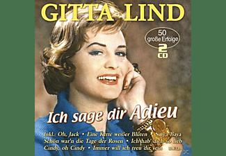 Gitta Lind - Ich Sag Dir Adieu-50 Große Erfolge  - (CD)