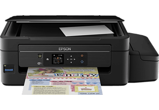 EPSON EcoTank ET-2550 Epson Micro Piezo™-Druckkopf 3-in-1 Tinten-Multifunktionsdrucker WLAN Netzwerkfähig