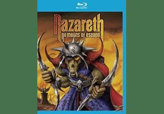 Nazareth - NO MEANS OF ESCAPE: Nazareth - Live at Metropolis  - (Blu-ray)