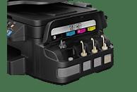 EPSON EcoTank ET-4550 PrecisionCore™-Druckkopf 4-in-1 Tinten-Multifunktionsdrucker WLAN Netzwerkfähig